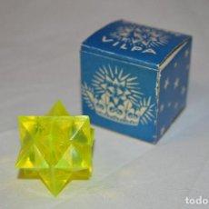 Puzzles: JUEGO ROMPECABEZAS DIAMANTE. VILPA. AÑOS 50/60. ROMANJUGUETESYMAS.. Lote 74175847