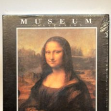 Puzzles: PUZLE MUSEUM COLLECTION CLEMENTONI 1000 PIEZAS LA GIOCONDA LEONARDO DAVINCI MONA LISA NUEVO. Lote 75439843