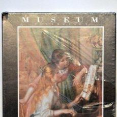 Puzzles: PUZLE MUSEUM COLLECTION CLEMENTONI 1000 PIEZAS JÓVENES AL PIANO PIERRE AUGUSTE RENOIR NUEVO. Lote 75439927