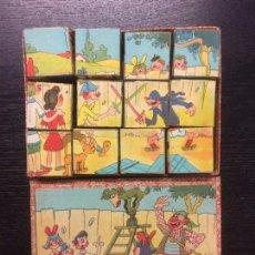 Puzzles: ROMPECABEZAS CUBOS AÑOS 20. Lote 75779243