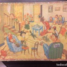 Puzzles: ROMPECABEZAS CUBOS AÑOS 20. Lote 76163007