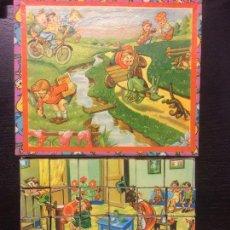 Puzzles: ROMPECABEZAS CUBOS AÑOS 20. Lote 76164123