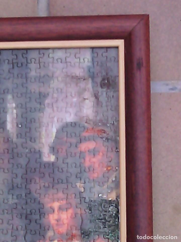 Puzzles: GRAN PUZZLE BORRÁS, LA INVESTIDURA DE EDMUND BLAIR LEIGHTON ( 1853-1922). ENMARCADO. 2000 PIEZAS. - Foto 3 - 76727443