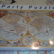 Puzzles: PUZZLE MAPAMUNDI ANTIGUO 500 PIEZAS. Lote 76802631