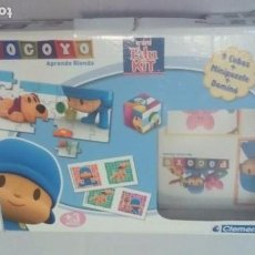 Puzzles: MINI KIT EDUCATIVO DE POCO YO. Lote 76947793