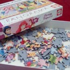 Puzzles: PUZZLE DISNEY PRINCESS PANORAMA (100 PIEZAS). Lote 77915481