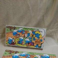 Puzzles: PUZZLE EDUCA,PITUFOS,JUEGOS OLIMPICOS. Lote 80890979