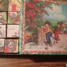 Puzzles: ANTIGUO ROMPECABEZAS LITOGRAFIADO CHANTECLER. Lote 81036107