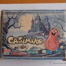 Puzzles: ROMPECABEZAS DE CUBOS DE PLASTICO CASIMIRO, DALMAU. Lote 84437716