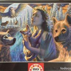 Puzzles: PUZZLE EDUCA 1000 PIEZAS, PRECINTADO. Lote 85106679