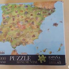 Puzzles: PUZLE 1000 PIEZAS. Lote 86406654