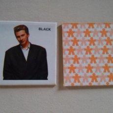 Puzzles: MUSICA FICHA DE LA COLECCION EDUCA CARTON DURO AÑOS 80 ORIGINAL - TIPO PUZZLE - BLACK . Lote 89855236
