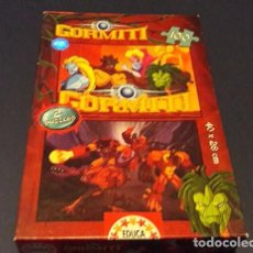Puzzles: 2 PUZZLES 100 PIEZAS GORMITI. EDUCA. Lote 90413684