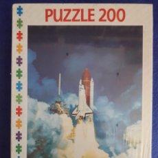 Puzzles: PUZZLE COHETE / PUZZLE 200 / EDUCA / PRECINTADO / 40 X 28. Lote 90717415