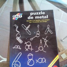Puzzles: PUZZLE METAL. Lote 90832940