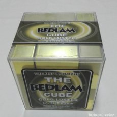 Puzzles: THE BEDLAM CUBE *** LIMITED EDITION. Lote 91833290