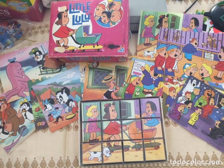 PUZZLE CUBOS LITTLE LULU (Juguetes - Juegos - Puzles)