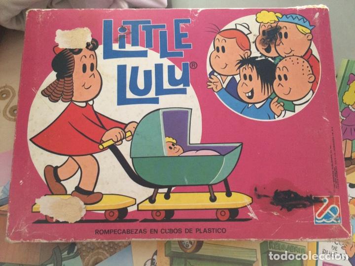 Puzzles: Puzzle cubos Little lulu - Foto 2 - 92211664