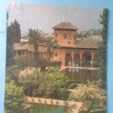 Puzzles: PUZLE EDUCA 1000 PIEZAS 68X48 LA ALHAMBRA. Lote 92277165