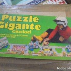 Puzzles: PRECIOSO PUZZLE GIGANTE ANTIGUO - AÑOS 70 EDUCA - 1,35 METROS - PRECINTADO. Lote 92306925
