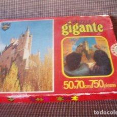 Puzzles: EDUCA - ANTIGUO PUZZLE GIGANTE SEGOVIA. Lote 94259485