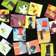 Puzzles: CHARLOT LLIBRE TRENCACLOSQUES ( MARAVILLOSO PUZZLE CHARLES CHAPLIN ). Lote 94487610
