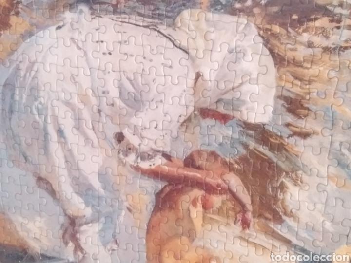 Puzzles: Oportunidad!! Magnífico puzzle enmarcado!! Sorolla 1500 pzs. Educa Art collection. 85,5x60 oferta!! - Foto 4 - 95236260