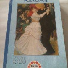 Puzzles: PUZZLE EDUCA - RENOIR - 1000 PIEZAS - PRECINTADO - SM05. Lote 100198012