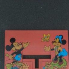 Puzzles: LABERINTO ANDREFER S.A. DOBLE CARA WALT DISNEY MICKEY MINNIE DONALD Y SUS SOBRINOS. Lote 95961679