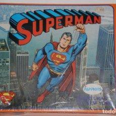 Puzzles: PUZZLE SUPERMAN PAPIROTS AVENTURAS EN NEW YORK NUEVO SIN ABRIR PRECINTADO. Lote 96062759