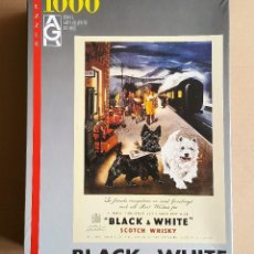 Puzzles: PUZZLE 1000 PIEZAS BLACK WHITE INGLES COMPLETO 478 X 655 MM. Lote 96983619