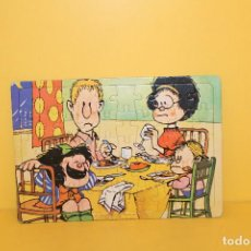 Puzzles: PUZZLE DE MAFALDA - EDITORIAL NOVENO ARTE - AÑO 85. Lote 97241723
