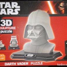 Puzzles: STAR WARS: PUZZLE 3D DARTH VADER: 160 PIEZAS - JUGUETES EDUCA - NUEVO. Lote 97817375