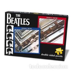 Puzzles: PUZZLE DE THE BEATLES RED & BLUE ALBUM. 1000 PIEZAS. Lote 98185143