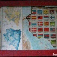 Puzzles: JUEGO DE 6 PUZZLES AÑOS 50-60 EDT. TEIDE. Lote 98238411