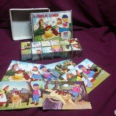 Puzzles: EL PERRO DE FLANDES ROMPECABEZAS. Lote 98796076