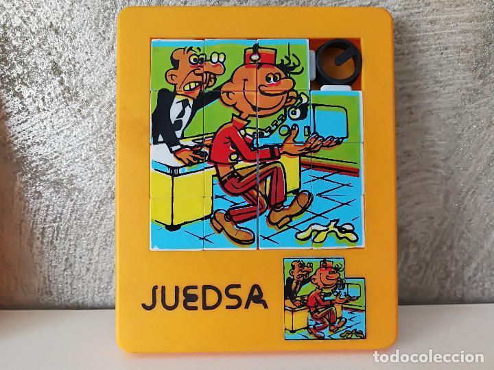 PUZZLE JUEDSA BOTONES SACARINO (Juguetes - Juegos - Puzles)