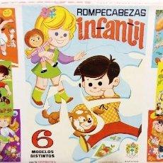 Puzzles: ROMPECABEZAS INFANTIL. Lote 100230491