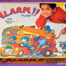 Puzzles: PUZZLE ALARM!!. DISET. COMPLETO. Lote 100355319