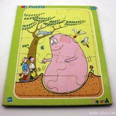 Puzzles: MB - PUZZLE DE BARBAPAPA - COMPLETO. Lote 100546327