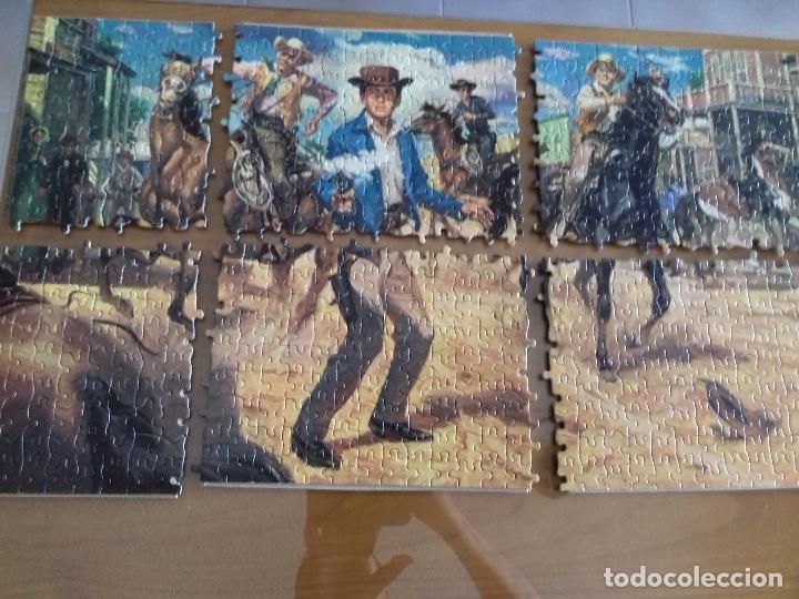 Puzzles: BONANZA x 2 PUZZLES 1964 + poster = Ver fotos + postal de regalo - Foto 3 - 100746915