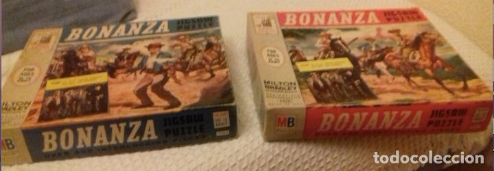 Puzzles: BONANZA x 2 PUZZLES 1964 + poster = Ver fotos + postal de regalo - Foto 6 - 100746915