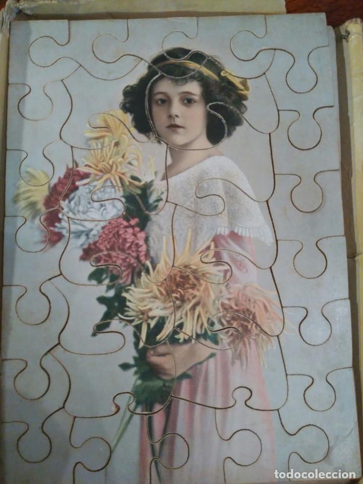 Puzzles: PUZZLE ANTIGUO MADERA (CAJA DE 3) - Foto 3 - 101723835