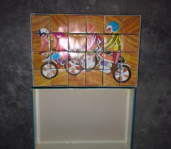 Puzzles: ROMPECABEZAS DEPORTES - PLAVEN AÑOS 70. - Foto 2 - 103385279