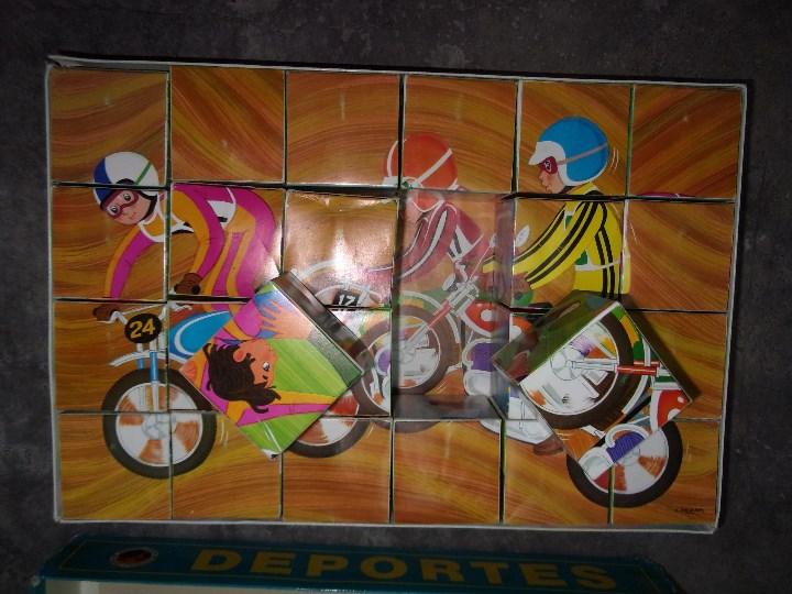Puzzles: ROMPECABEZAS DEPORTES - PLAVEN AÑOS 70. - Foto 3 - 103385279
