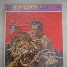 Puzzles: PUZLE DE TARZAN DE LA EDITORIAL FHER DEL AÑO 1971. Lote 103467127