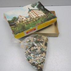 Puzzles: VINTAGE PUZZLE DE 800 PIEZAS CIUDAD HISTÓRICA ALEMANA. Lote 103644335