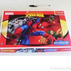 Puzzles: PUZLE SPIDERMAN EL HOMBRE ARAÑA 498 PIEZAS MARVEL SPIDER SENSE PERSONAJE DE CÓMIC JUGUETE PUZZLE. Lote 103753323