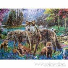 Puzzles: 12 PUZZLES DE 500 PIEZAS. Lote 103961539