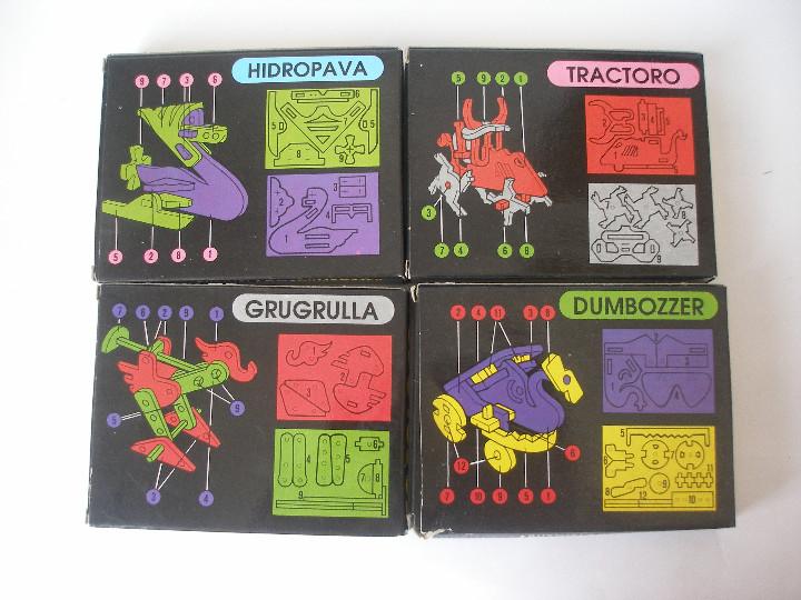 Puzzles: Cuatro juegos Cocolocos de Evaland Alicante años 80 .- a estrenar - Foto 2 - 225331775